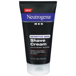 neutrogena shave cream